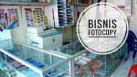 Modal Awal Bisnis Fotocopy Dan ATK