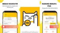 Cara Mudah Hasilkan Uang dari Aplikasi Neo+