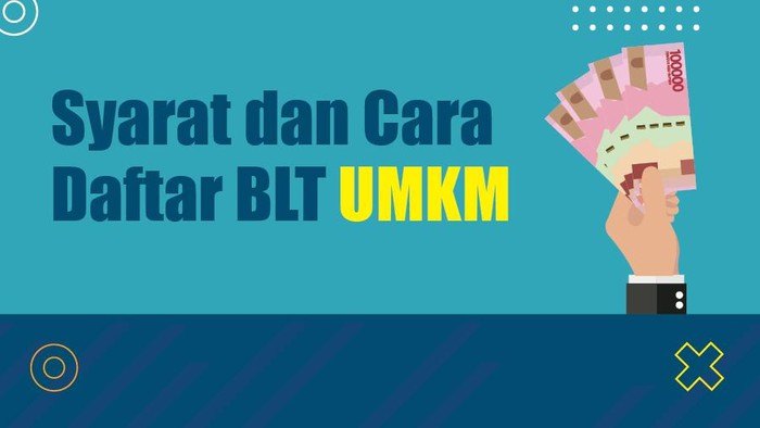 Cara Pengajuan BLT UMKM 1,2 Juta Terbaru