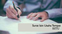 Cara Membuat SITU (Surat Izin Tempat Usaha) Yang Benar